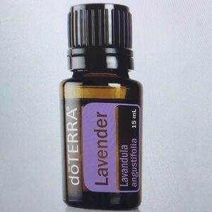 Doterra Lavendar Oil. 15 ml